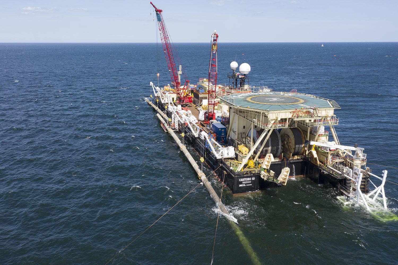 «Газпром» научит Европу любить «Северный поток-2»